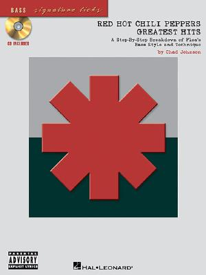 Red Hot Chili Peppers - Greatest Hits By Johnson, Chad/ Red Hot Chili Peppers (CRT)